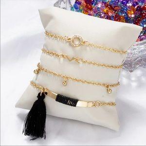 🆕 4pc Bracelet Set